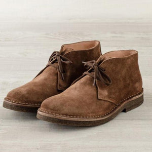 Men Suede Casual Boots