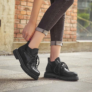 Women Casual Wild Boots