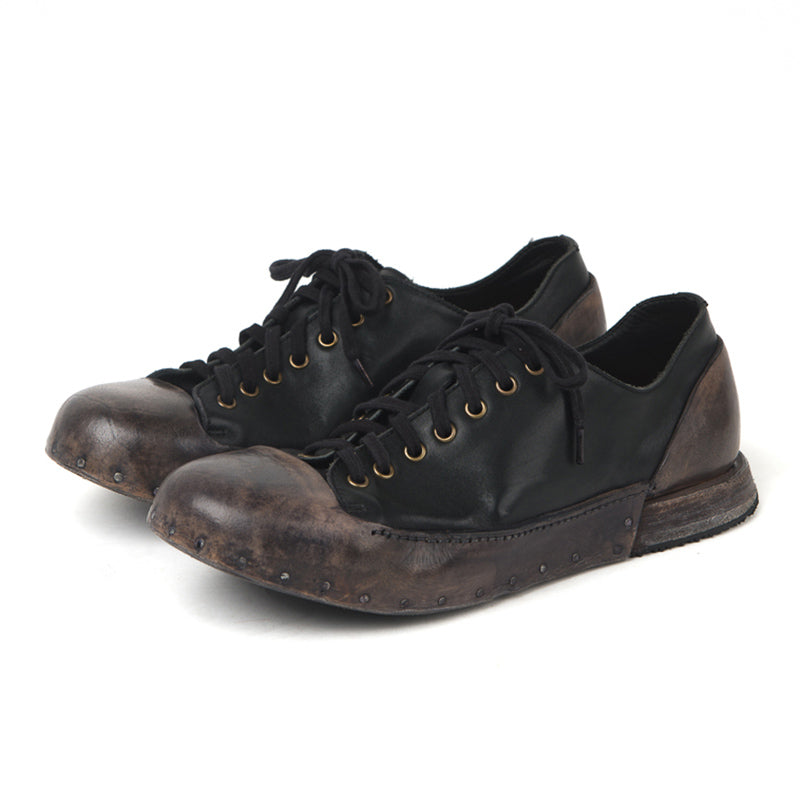 Vintage Lace Up Casual shoes