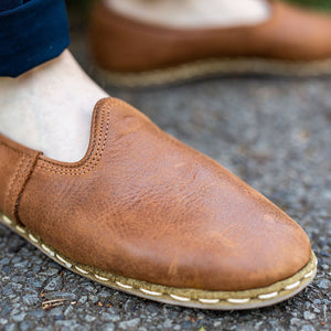 Men's Soft Leather Loafers