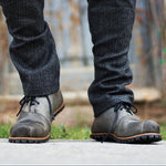 Men's Unique Lace-up Shoes