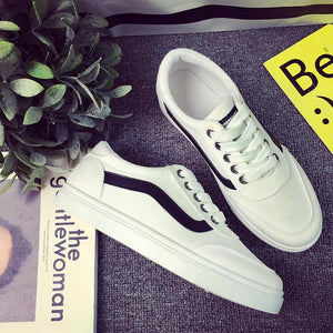 Men Canvas Casual Sneaker
