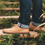 Handmade Real Leather Ranger Moccasins