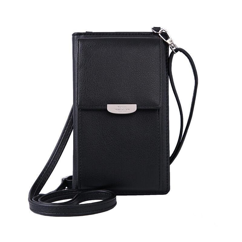 Lady's Long Large-Capacity Wallet Purse  Phone Bag