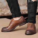 Men Full-grain Leather Shoes