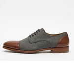 Casual England Suede Leather Shoes