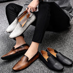 Men  Slip On Soft Casual Shoes