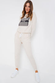 Ensemble loungewear Cream D'or