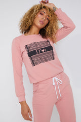 Pink D'or Loungewear Set
