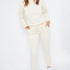 Cream Loungewear Tracksuit
