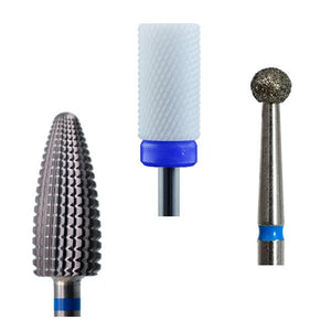 Medium Nail Machine Bits