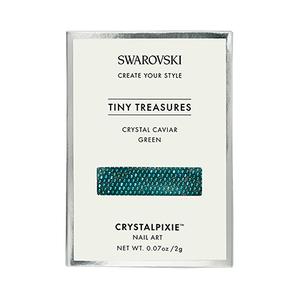 Swarovski Tiny Treasures Crystal Caviar Beads at Nail Art Supplies