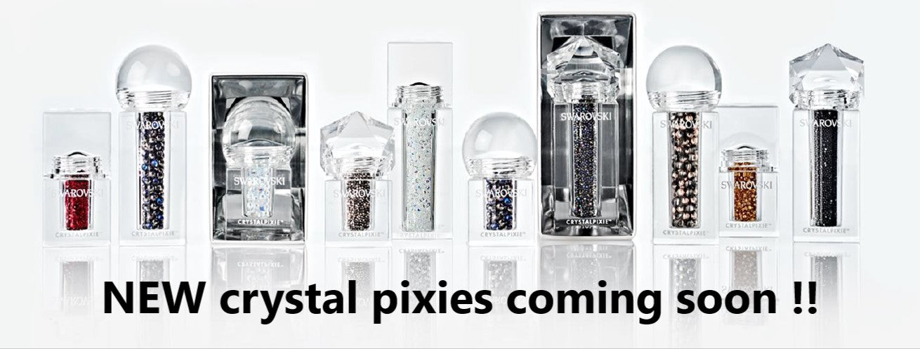 NEW Bubble crystal pixies coming soon !!