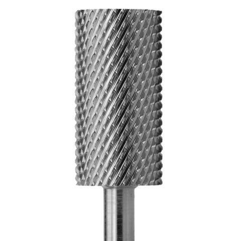 Large Barrel Tungsten Carbide Bit Medium Grit