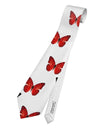 Pretty Butterflies AOP Printed White All Over Print