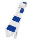 Uruguay Flag AOP Printed White Neck Tie All Over Print Tooloud