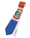Paraguay Flag AOP Printed White All Over Print