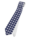 Americana Stars Pattern Printed White All Over Print