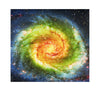 Rainbow Tie Dye Galaxy Printed Pocket Square
