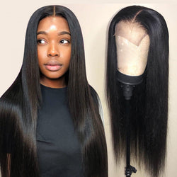 Wigs Front Lace and Closure Lace