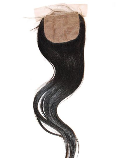 Premium Silk Closures - desi-hair-plug
