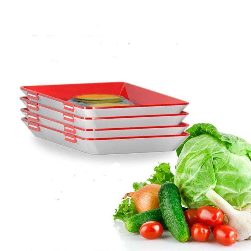 Save N Store- Food Preservation Tray - Joy Values