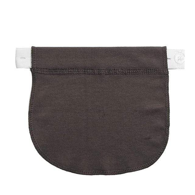 Maternity Pregnancy Waistband Belt Soft Adjustable Elastic Pants Lengthening Waist Extenders Button Mother Loose Pants Belt - Joy Values