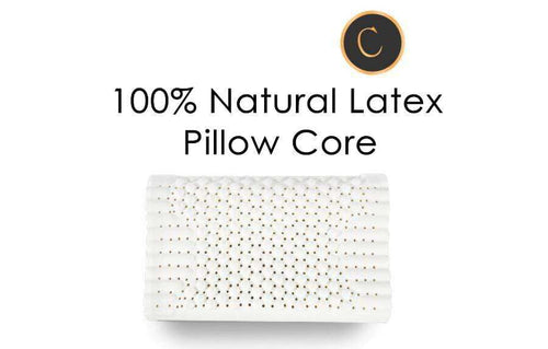 Natural Latex Orthopedic Massage Pillow - Joy Values