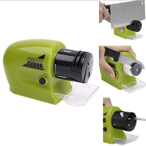Swifty Sharp Cordless Knife Sharpener - Joy Values