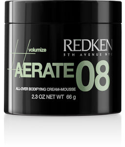 Aerate 08 All-over Bodifying Cream-Mousse