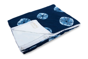 weighted earth blanket Água