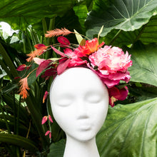 Load image into Gallery viewer, Flower Headband