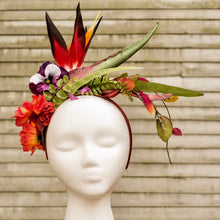Load image into Gallery viewer, Flower Headband-REVERSIBLE