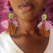 Load image into Gallery viewer, the Erika earring- REVERSIBLE