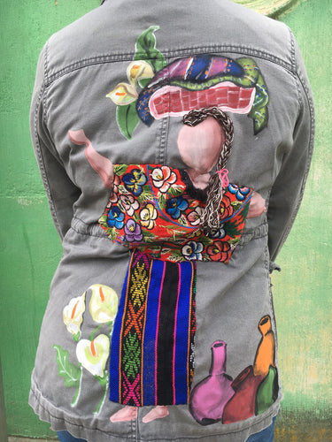 Wearable Art Jacket