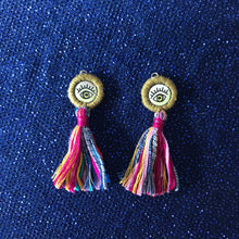 Load image into Gallery viewer, the LIDIA mini eye earring