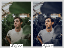 Load image into Gallery viewer, bule lightroom presets android
