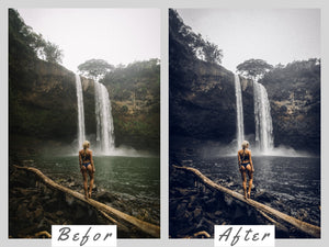 travel lightroom presets for mobile and desktop