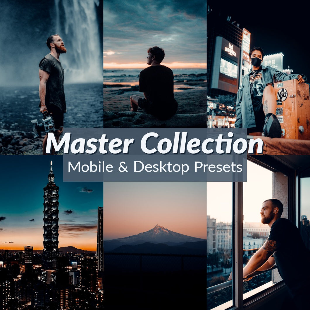 MASTER Presets Collection