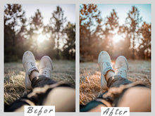 Load image into Gallery viewer, insta bloggers lightroom presets - is presets