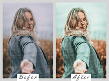 Load image into Gallery viewer, Lightroom Presets Mobile, Instagram Presets, Lightroom Mobile Presets, Lifestyle Presets for Home Blogger Filter