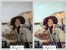 Load image into Gallery viewer, tokyo lightroom presets - is presets