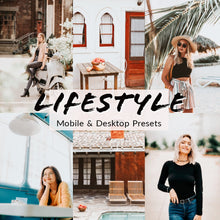 Load image into Gallery viewer, lifestyle Lightroom Presets