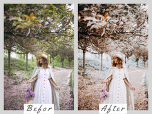 Load image into Gallery viewer,  5 Mobile Lightroom Presets, Lightroom Mobile Preset, Instagram Preset, Lightroom DNG Preset, White Light Presets