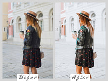 Load image into Gallery viewer, Light Airy Lightroom Mobile Lightroom Presets Insta Blogger - Instagram Presets, lifestyle presets, Lightroom Mobile Presets Mobile Lightroom