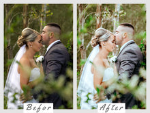 Load image into Gallery viewer, Wedding Lightroom Presets
