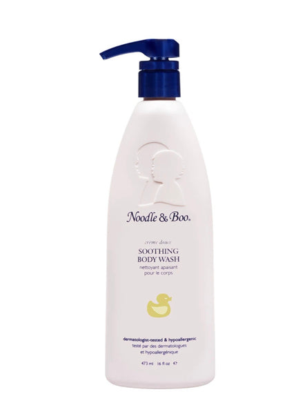 Noodle and Boo Soothing Body Wash 16oz.