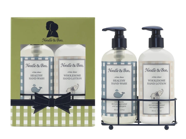 Noodle and Boo Handwash/Lotion Set