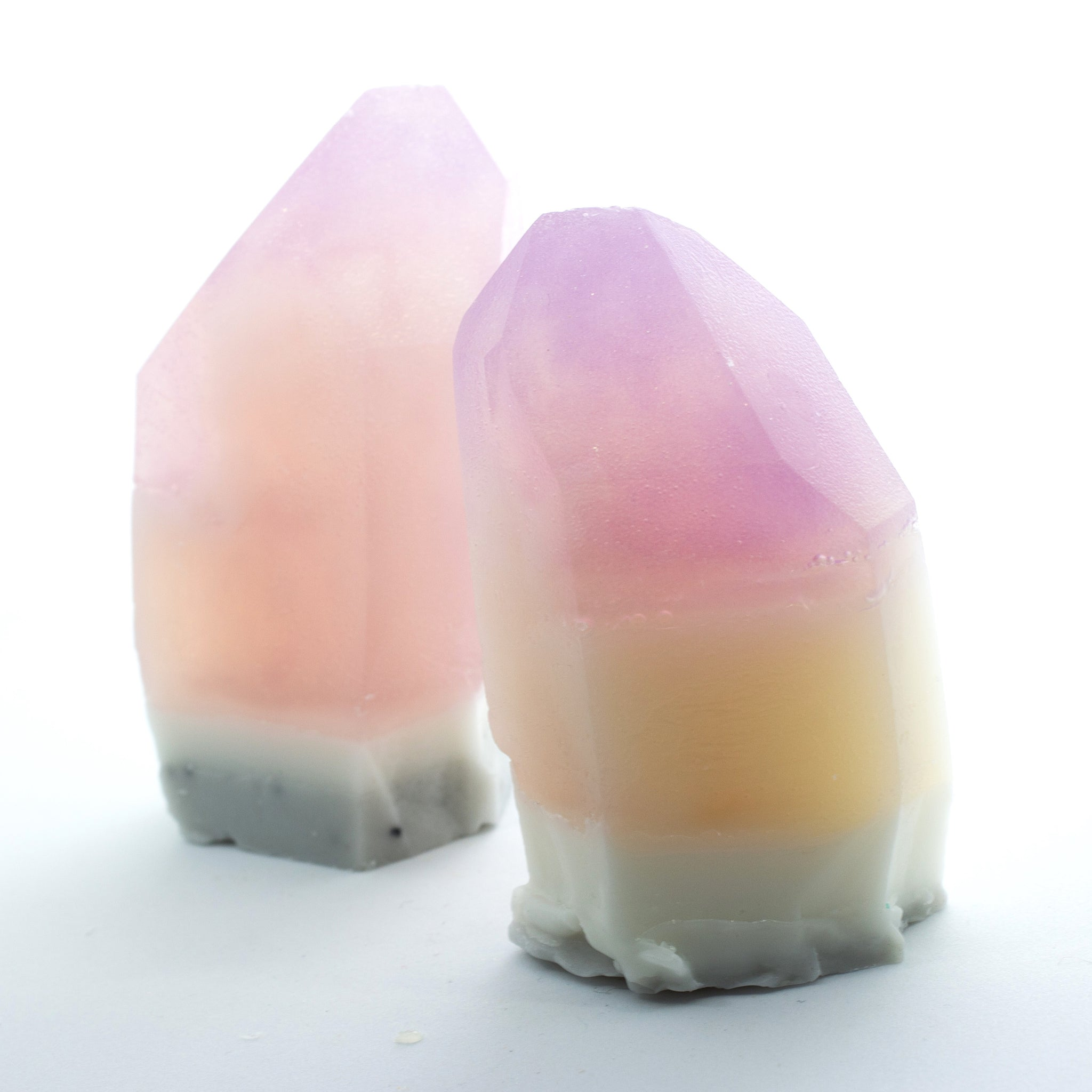 Single Point Amethyst Soap