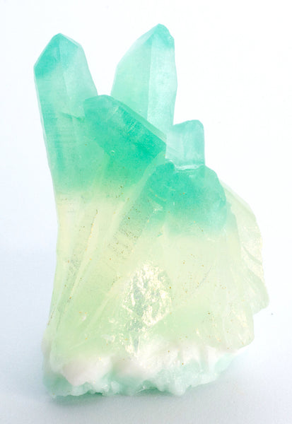 Aquamarine Crystal Soap - small